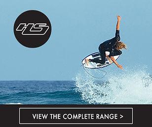 Hayden shapes performance surfboards