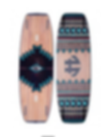 Humanoid Plank Wakeboard
