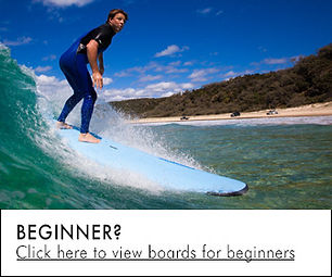 beginner surf boards easy to ride