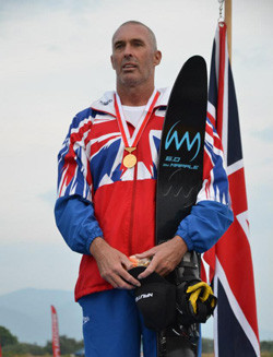 Waterski Lengend, Andy Mapple, Passes at Age 52