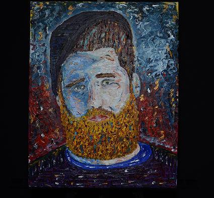 MTB Self Portrait #1