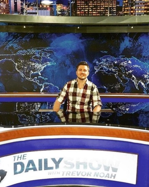 Daily Show intern '16