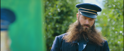 Justin Miskin as Postman Roulin
