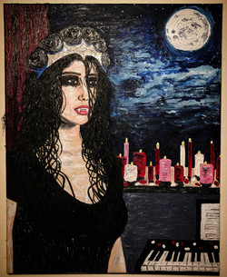 """""""Queen of the Damned Roses"""""""