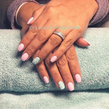 Spring Nails !! #vancouvernails #gelnail