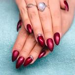 Gel polish colour used_ _Envogue lac it!