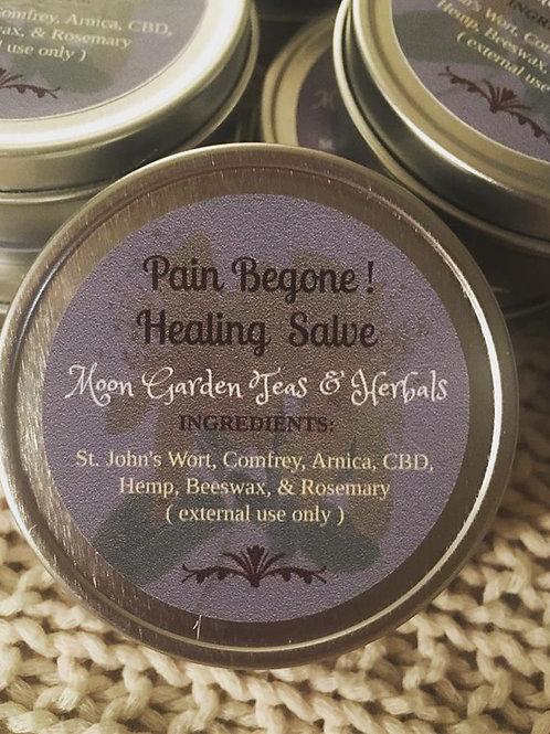 Pain BeGone! Healing Salve