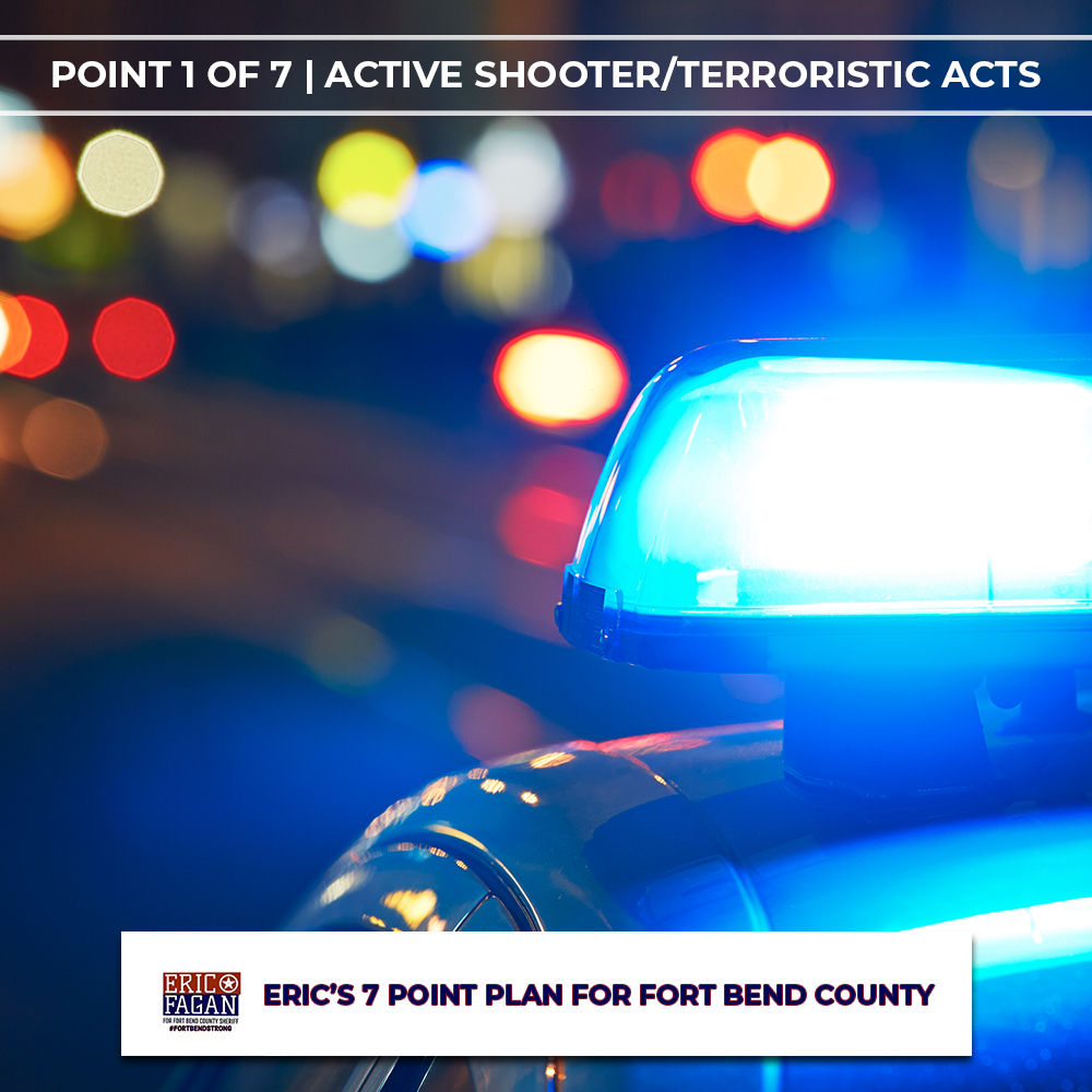 Active Shooter/Terroristic Acts