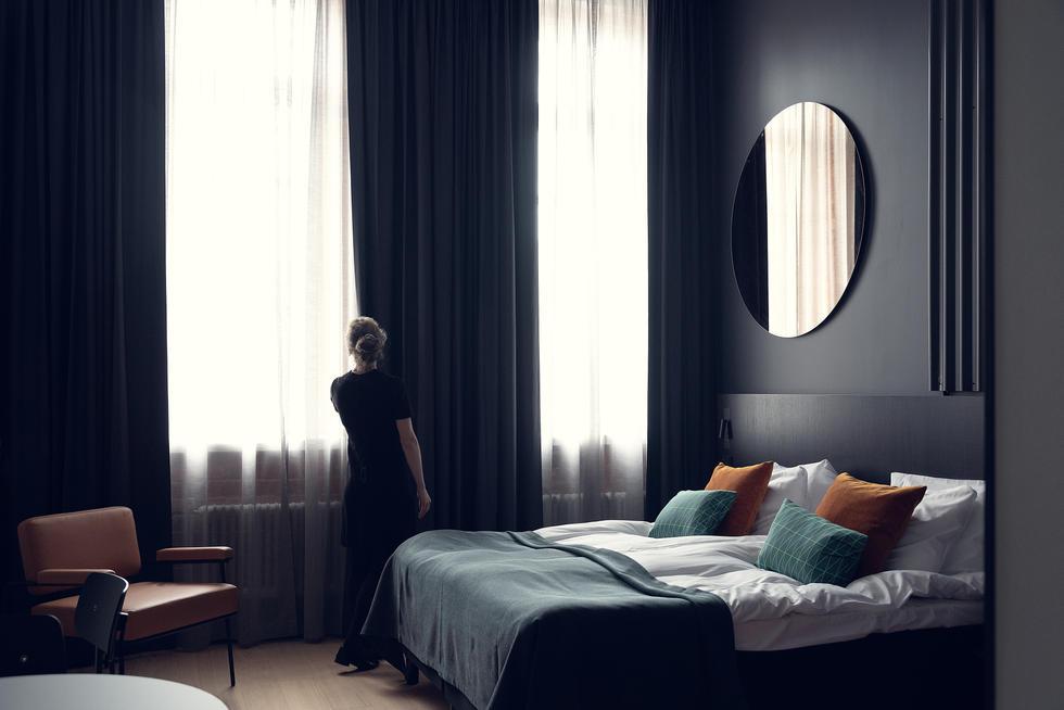 JKMM architects Folks Hotel Konepaja © H