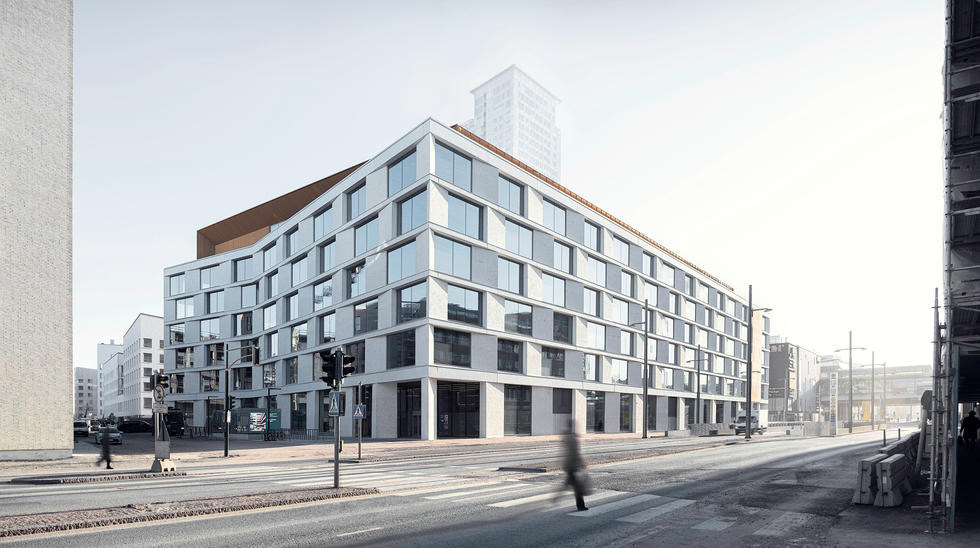 K-Kampus - JKMM Architects