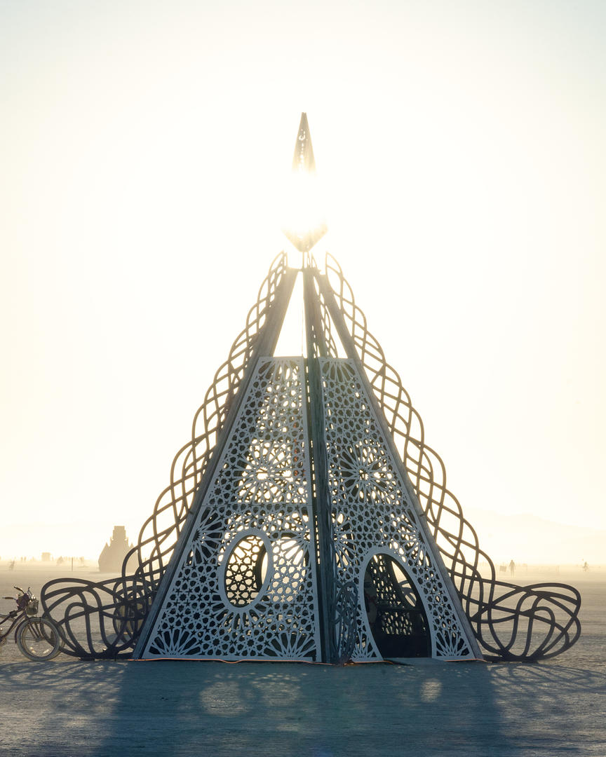 Burning man - ARNDROMEDA REIMAGINED - 13