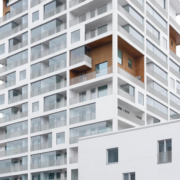 Lapinmäentie Housing - JKMM