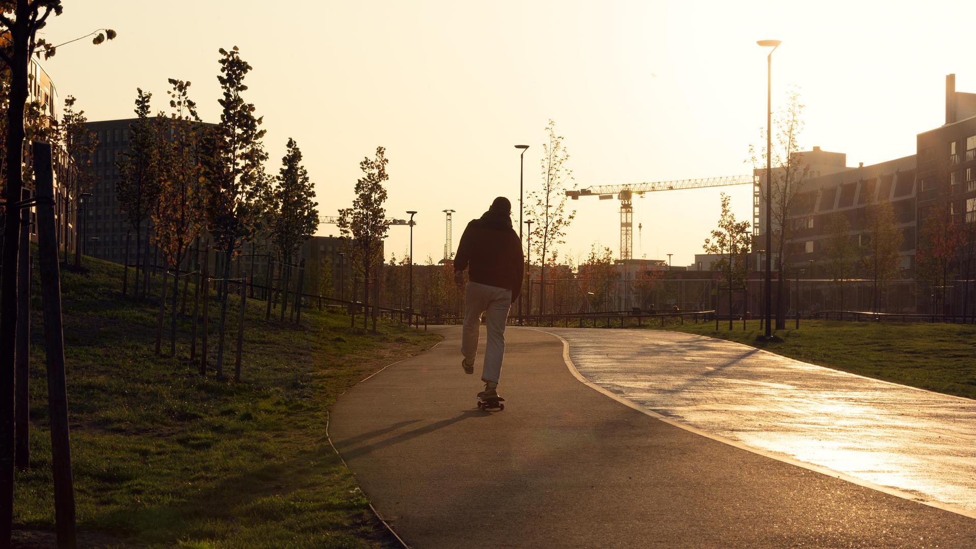 VSU Hyväntoivonpuisto © Hannu Rytky 90.