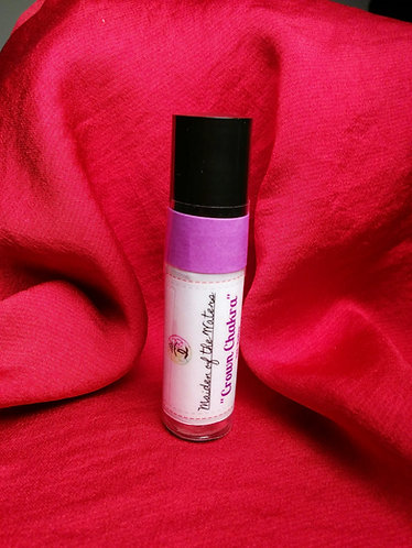 Crown Chakra Oil Roller (Large)