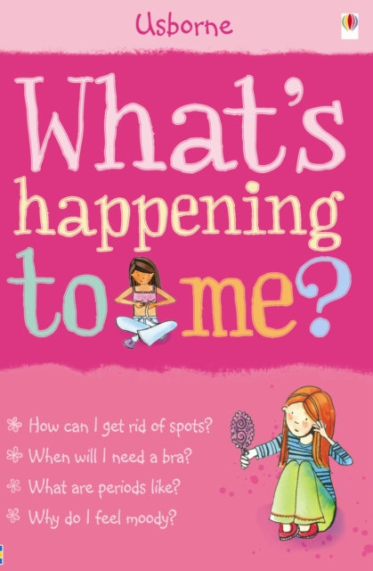 What's Happening To Me? : Girl