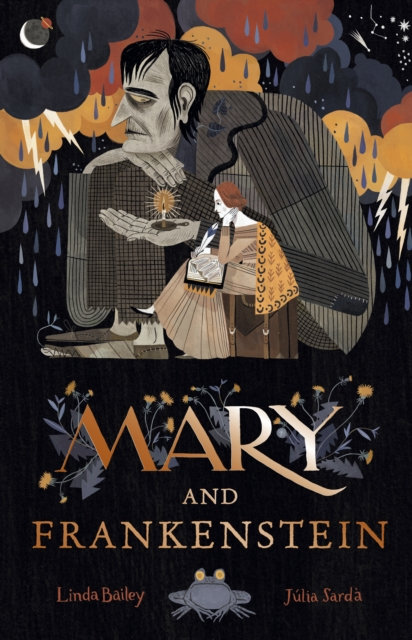 Mary and Frankenstein by Linda Bailey & Júlia Sardà