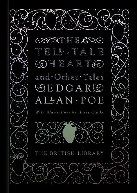 The Tell-Tale Heart and Other Tales: And Other Stories by Edgar Allan Poe
