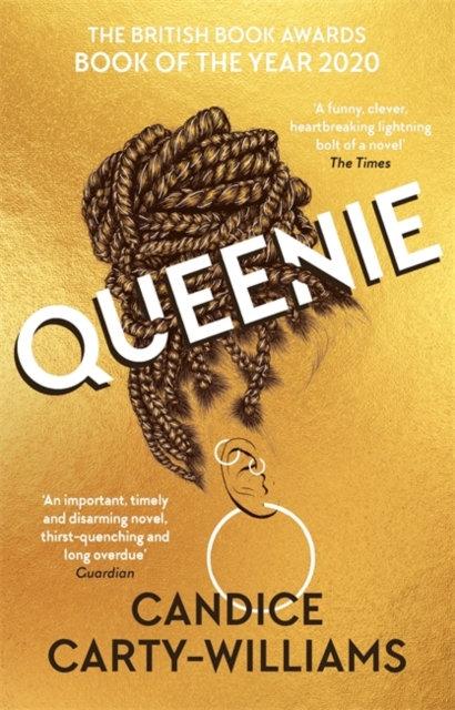 Queenie : British Book Awards Book of the Year