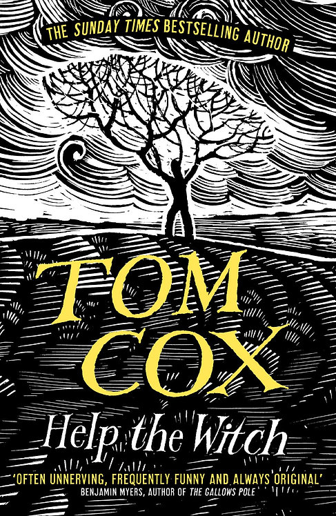 Help the Witch by Tom Cox