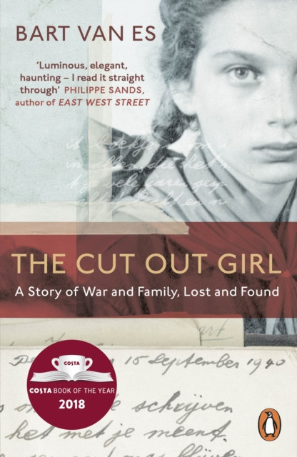 The Cut Out Girl : A Story of War and Family, Lost and Found: The Costa Book of