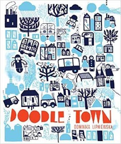 Doodle Town by Dominika Lipniewska