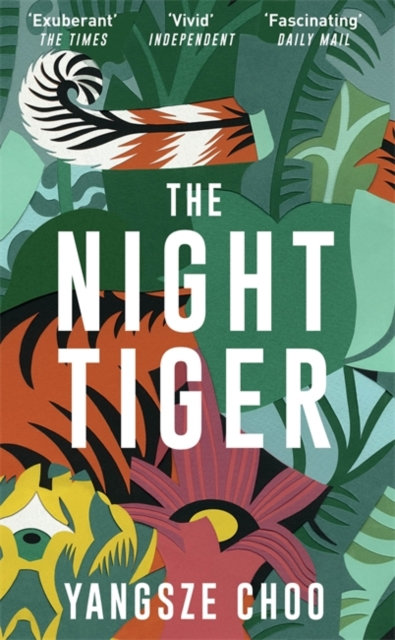 The Night Tiger : The Reese Witherspoon Book Club Pick