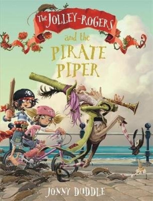 The Jolley-Rogers and the Pirate Piper
