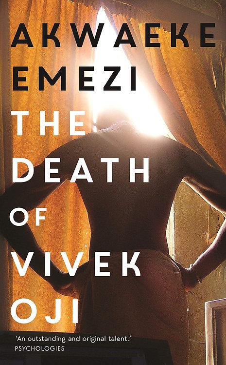 The Death of Vivek Oji by Awaeke Emezi