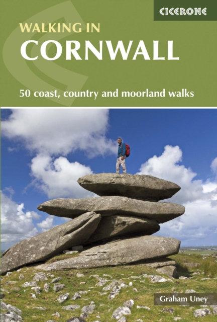 Walking in Cornwall : 40 Coast, Country and Moorland Walks