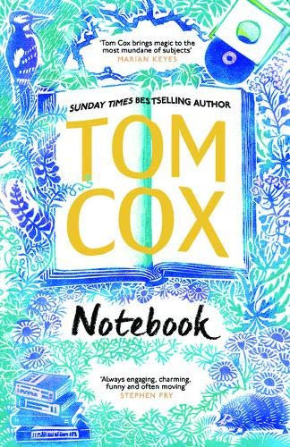 Notebook by Tom Cox