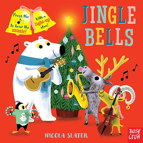 Jingle Bells by Nicola Slater