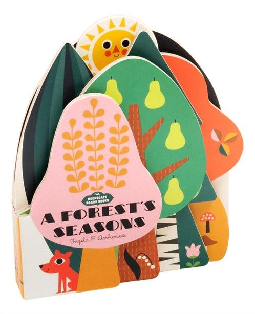 Bookscape Board Books: A Forest's Seasons