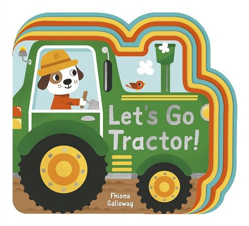 Let's Go, Tractor! : 2