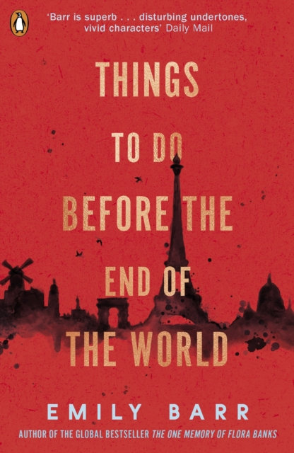 Thing To Do Before The End Of The World by Emily Barr