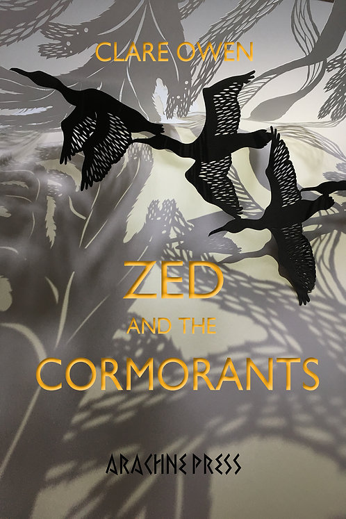 Zed and the Cormorants by Clare Owen