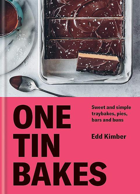One Tin Bakes by Edd Kimber