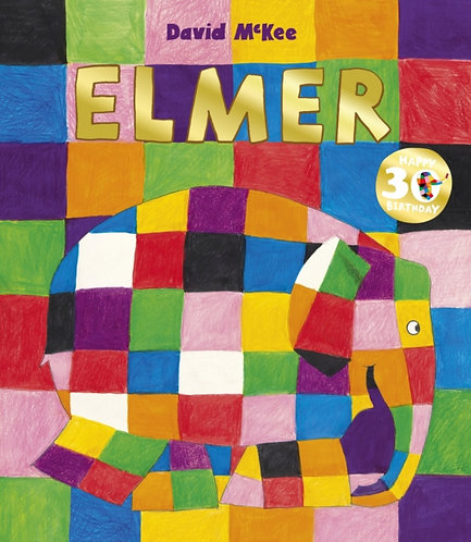Elmer : 30th Anniversary Edition