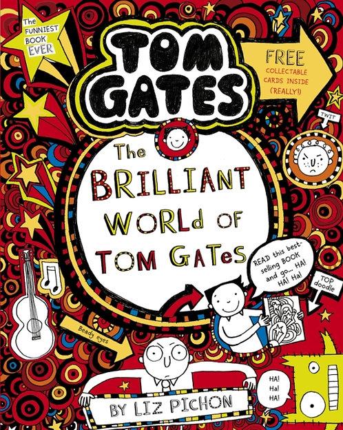 The Brilliant World of Tom Gates : 1