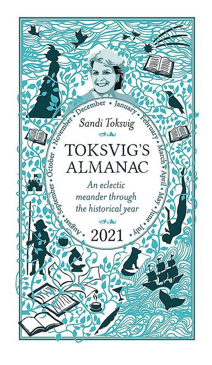 Toksvig's Almanac 2021 by Sandi Toksvig