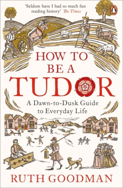 How to be a Tudor : A Dawn-to-Dusk Guide to Everyday Life