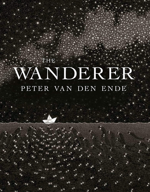 The Wanderer by Peter van den Ende