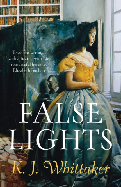 False Lights by K.J. Whittaker