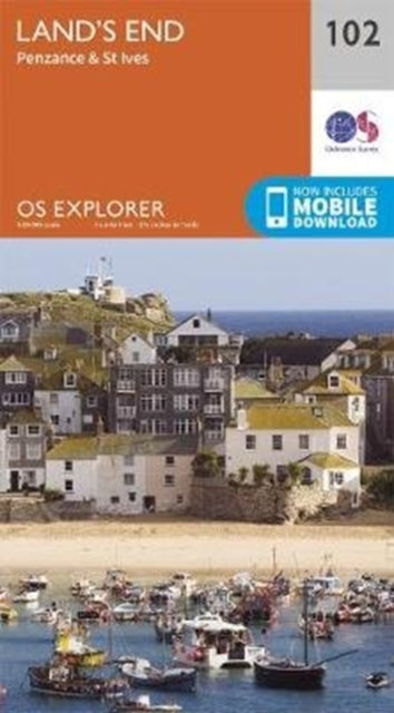 Land's End : Penzance & St Ives : 102
