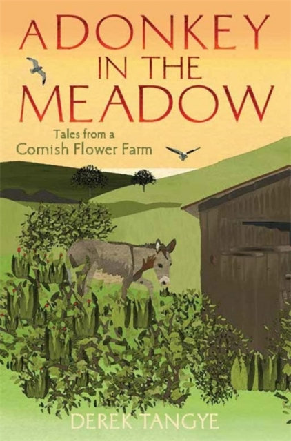 A Donkey in the Meadow : Tales from a Cornish Flower Farm