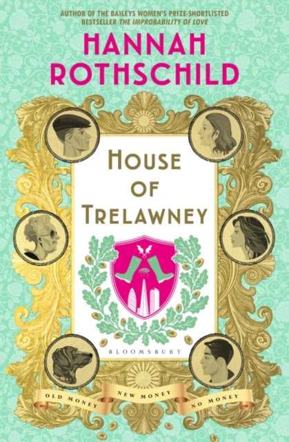 House of Trelawney : Shortlisted for the Bollinger Everyman Wodehouse Prize For