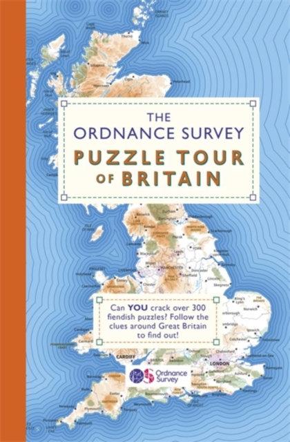 The Ordnance Survey Puzzle Tour of Britain : Take a Puzzle Journey Around Britai
