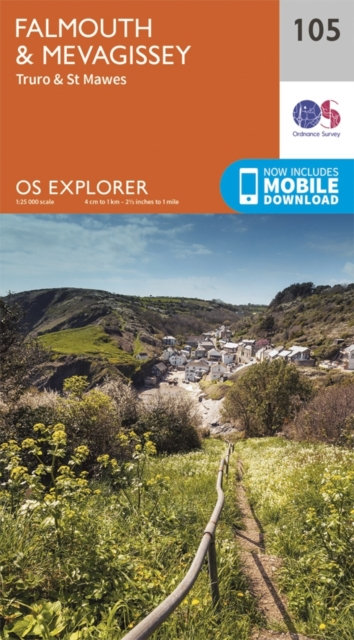 Falmouth and Mevagissey, Truro and St Mawes : 105
