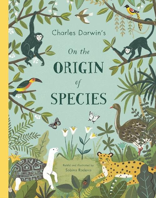 Charles Darwin's On The Origin of Species by Sabina Radeva
