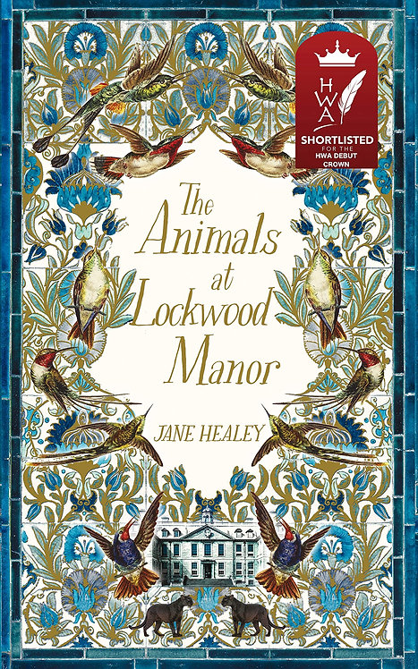 The Animals at Lockwood Manor by Jane Healey