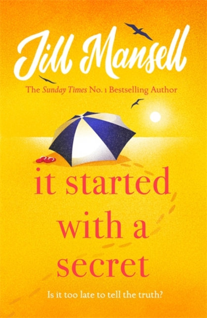 It Started with a Secret : THE scorching new novel of this summer, from the SUND